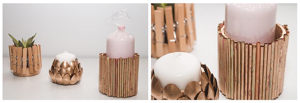 Ein Blumenübertopf, ein Mini-Kerzenständer oder vielleicht eine Schatzkiste?
