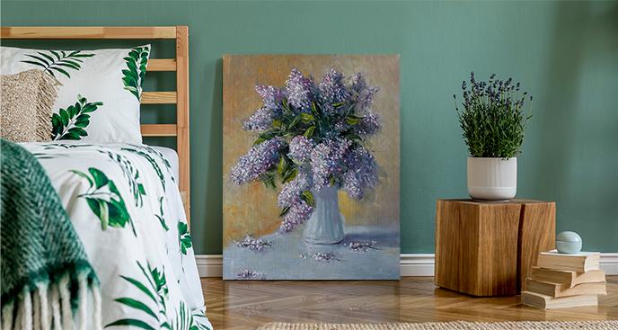 Bild Blumen in Vase Blumen