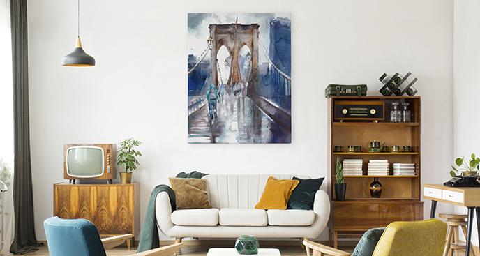 Bild Brooklyn Bridge