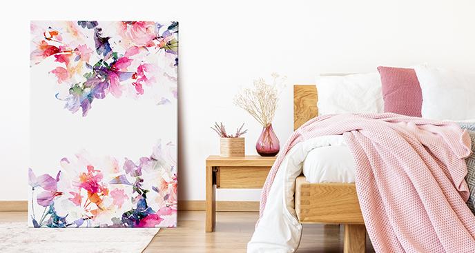 Bild floraler Stil