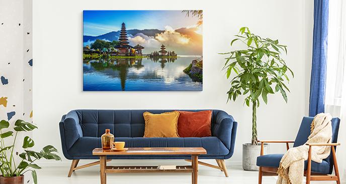 Bild Kontinente und Insel Bali