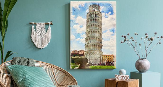 Bild Schiefer Turm von Pisa