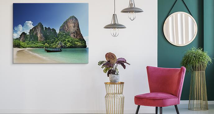 Bild Strand in Thailand