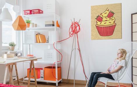 Bild Süßigkeiten für das Kinderzimmer