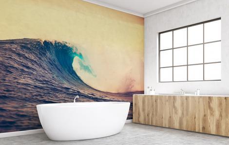 Fototapete Meer für das Badezimmer