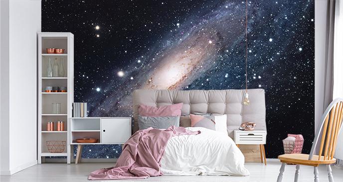 Fototapete mit Weltraum-Motiv