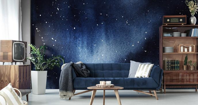 Fototapete Weltraum und Sterne