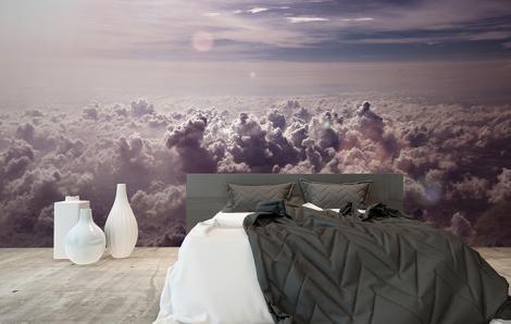 Fototapeten Himmel und Wolken