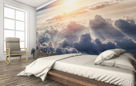 Fototapeten Himmel zum Schlafzimmer