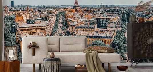 Die beste Fototapete mit Paris – Entdecken Sie unsere Favoriten!