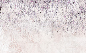 Hängender Lavendel