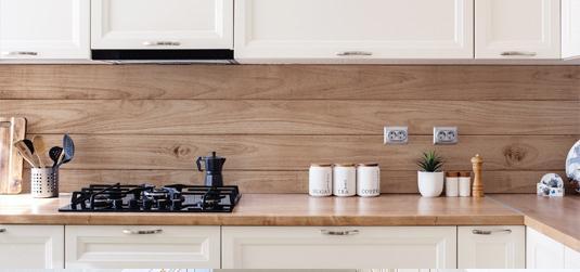 Eine Küche im klassischen Stil muss nicht langweilig sein – schauen Sie selbst!