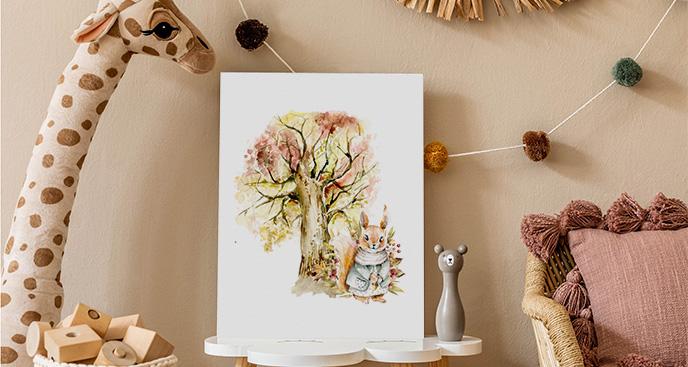Märchenbild Baum