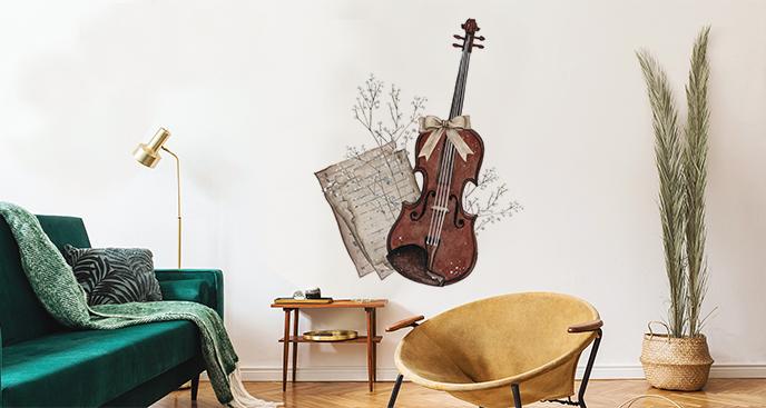 Musiksticker fürs Wohnzimmer