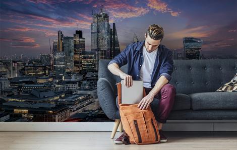 Panorama-Fototapete von London