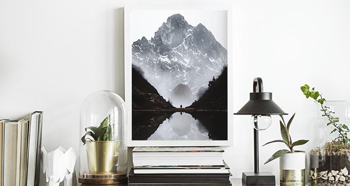 Poster Ansicht von La Grotta