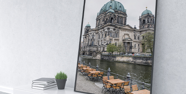 Poster Berliner Dom