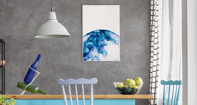Poster Planeten – Merkur