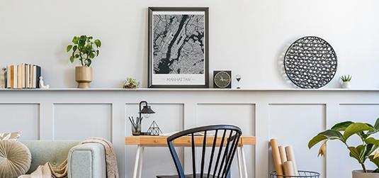 Regale einrichten – eine schöne Raumdekoration