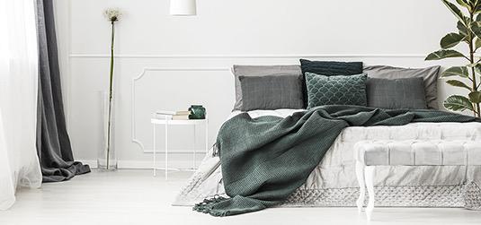 Big City Life, oder: ein beeindruckendes Schlafzimmer im New Yorker Stil