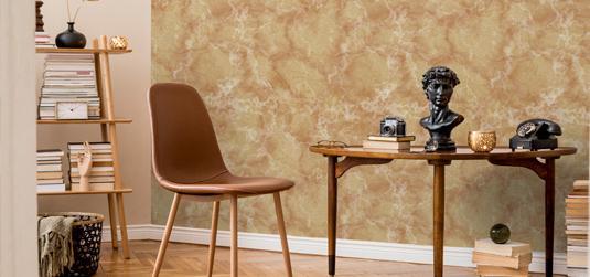 Sie suchen eine Luxustapete? Marmor ist eines der interessantesten Muster!
