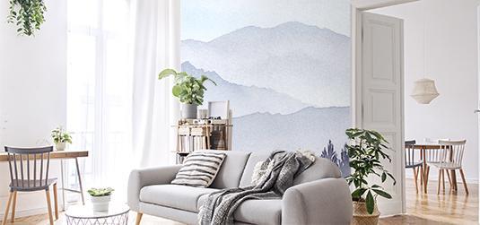 Wie lässt man einen Raum heller wirken? Wir kennen einige praktische Möglichkeiten!
